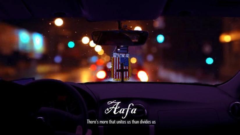 Aafa Poster 1
