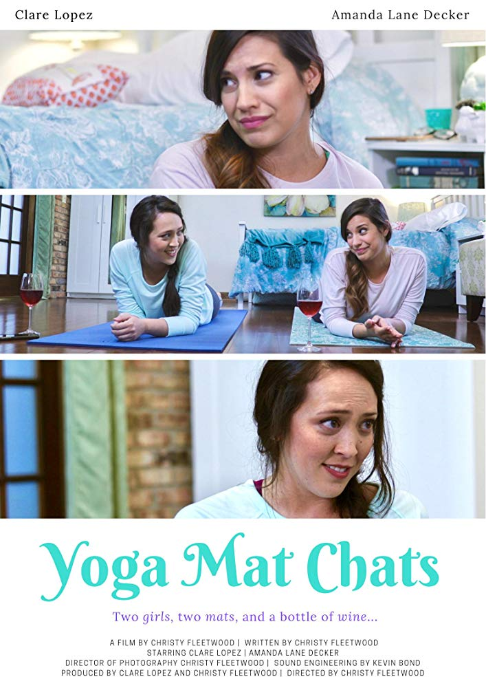 Yoga Mat Chats Official Poster